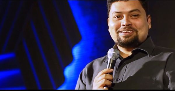Watch (and laugh with) this stand-up comedian on coming out as gay in India