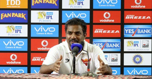 IPL 2021: Sri Lankan legend Muttiah Muralitharan undergoes angioplasty in Chennai