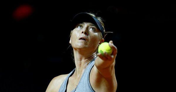 Maria Sharapova granted Birmingham wildcard ahead of Wimbledon