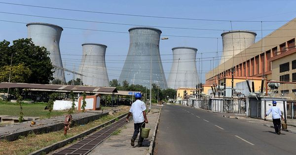 India has built more thermal power plants than it currently needs