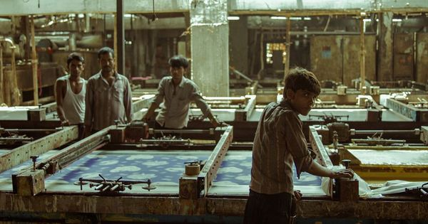 Humans are the real machines in acclaimed documentary set in a Surat textile factory