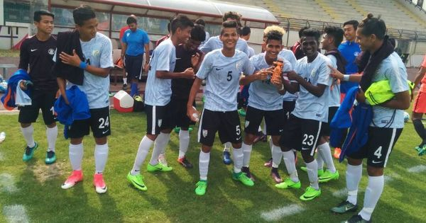 Ahead of U-17 World Cup, India colts register confidence-boosting 2-0 win over Italy