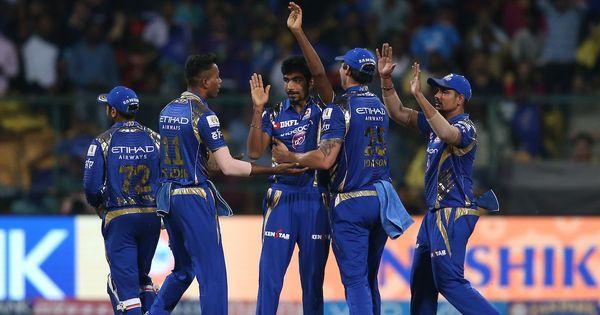 IPL stats: The numbers show Mumbai Indians' stunning domination of Kolkata Knight Riders