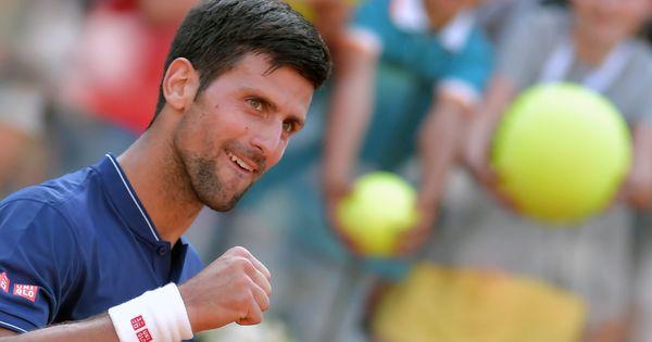Rome Masters: Novak Djokovic ousts Juan Martin del Potro, sets up semifinal clash with Dominic Thiem