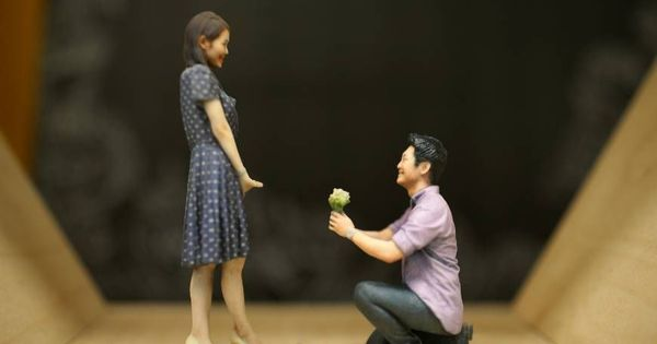 Watch: South Koreans have replaced photographs with 3D figures of themselves