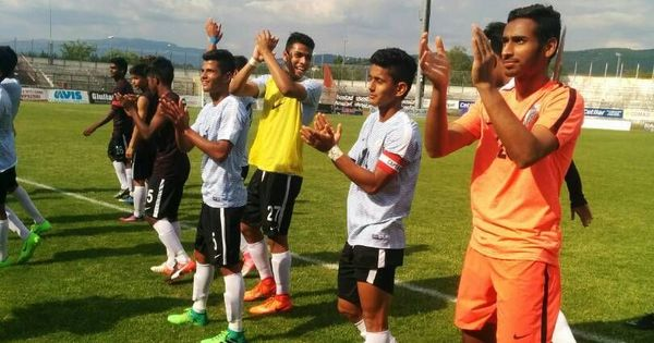 No intention to mislead: AIFF says paperwork led them to believe India was facing Italy U-17 team
