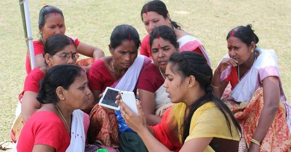 How the internet is empowering Assam's rural women