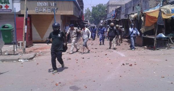 Jamshedpur: Curfew imposed in four areas after fresh clashes over lynching of Muslim men