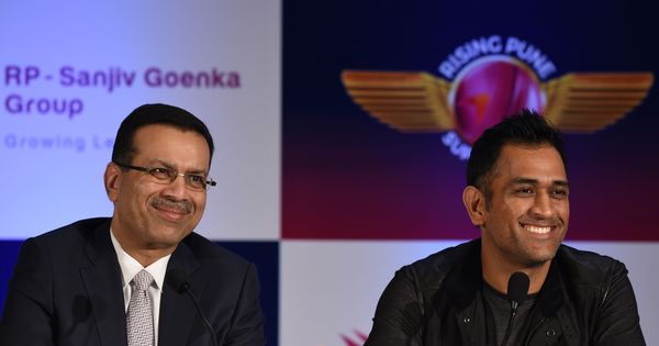 The curious case of Sanjiv Goenka's views on MS Dhoni, and what it tells us about him and journalism