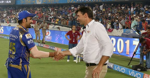 'Proud of the campaign we ran': Coach Stephen Fleming hails Rising Pune Supergiant's effort