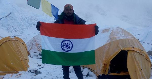 Mount Everest: Body of missing climber Ravi Kumar spotted