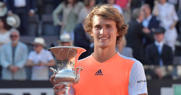 Hold your horses: Alexander Zverev isn't the next big thing in tennis. Not yet at least