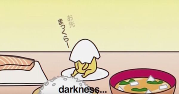 Watch: This melancholic egg yolk named Gudetama has taken Japan by storm