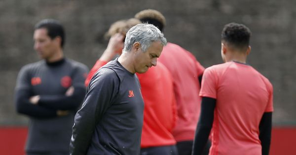 Manchester terror attack victims in United's 'minds and hearts', says Jose Mourinho