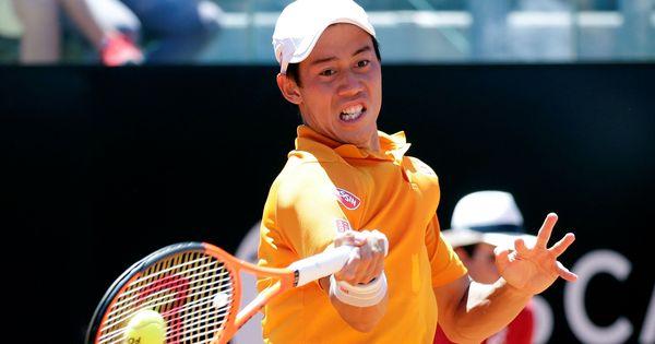 Stan Wawrinka, Kei Nishikori notch fightback wins at Geneva Open