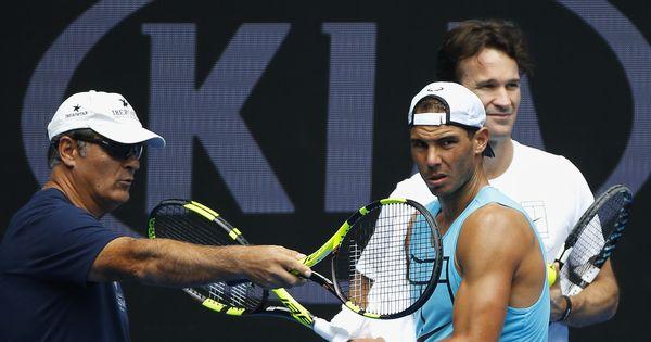 Ignore 10th French Open title talk, coach Carlos Moya tells Rafael Nadal