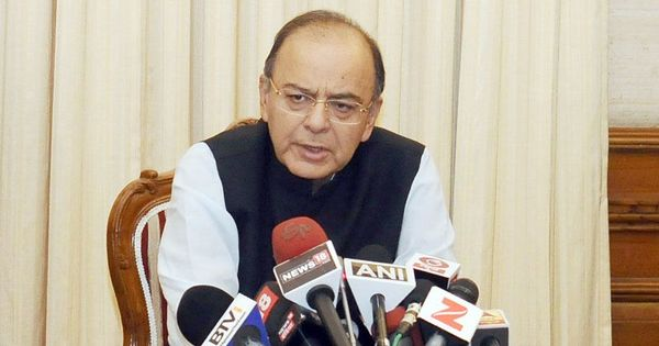 Indian economy was in the hands of a 'terrible doctor' during UPA rule: Arun Jaitley