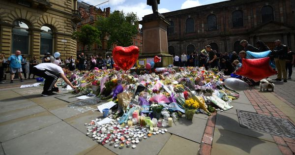 Manchester Arena attack: The Islamic State group has weaponised children
