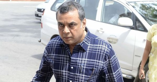 Paresh Rawal deletes tweets about Arundhati Roy, says 'coerced' by Twitter to do so