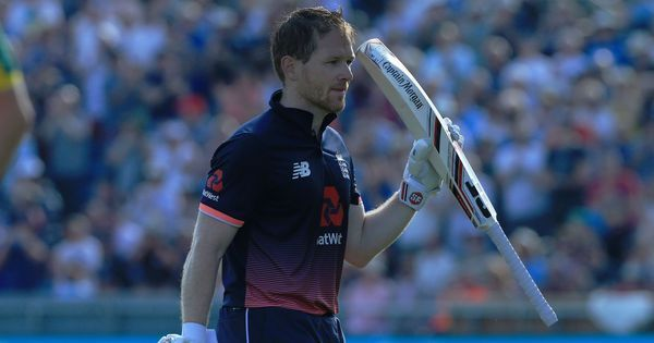 Eoin Morgan's 107 takes England to 72-run win over South Africa in first ODI