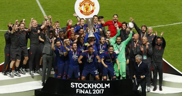 'This is for you, Manchester': United players dedicate Europa League triumph to their battered city