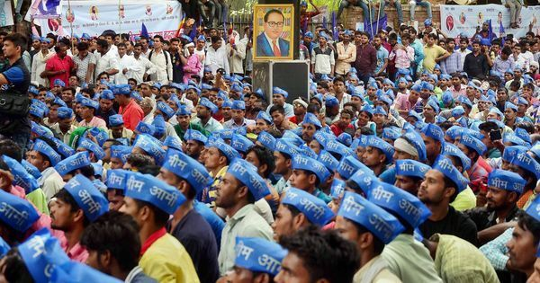 From BJP to Congress, parties are worried about the Bhim Army's swift rise as champion of Dalits