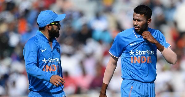 'Kedar, Hardik have eased the pressure on Dhoni in lower middle-order,' feels captain Kohli