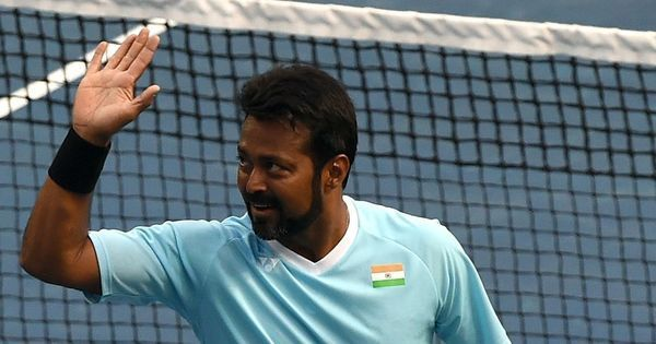 119th career partner: Leander Paes teams up with Purav Raja for Winston-Salem Open and US Open