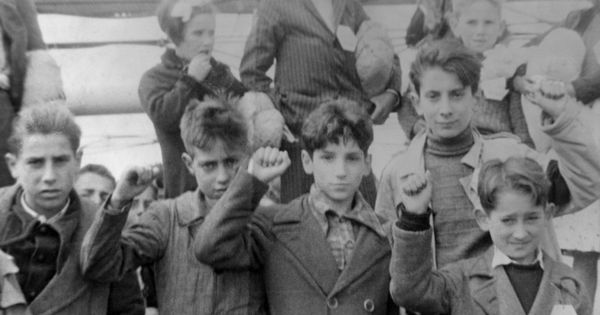What happened to children after the Spanish Civil War? This graphic novel tells their horrific tales