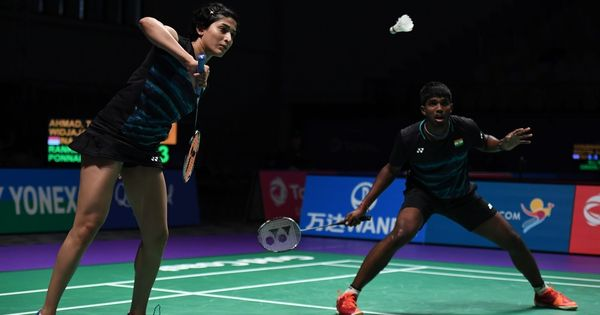 India's gritty Sudirman Cup campaign ends after 3-0 loss to top seeds China in the quarters
