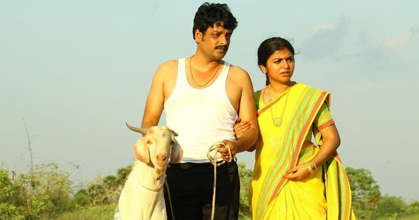 A goat unites a village in animal sacrifice-themed 'Oru Kidayin Karunai Manu'