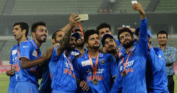 सबसे ज्यादा एकदिवसीय मैचों में 300 पार पहुंचने का रिकॉर्ड भारतीय क्रिकेट टीम के नाम हो गया है