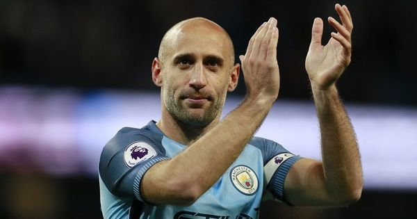Manchester City legend Pablo Zabaleta joins West Ham United on a free transfer