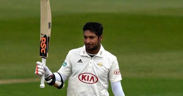 Sangakkara's Bradman-esque form in country cricket sees him score fifth consecutive ton