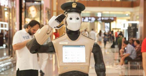 दुबई पुलिस में रोबोट पुलिस अधिकारी के शामिल होने सहित तकनीक से जुड़ी तीन बड़ी खबरें