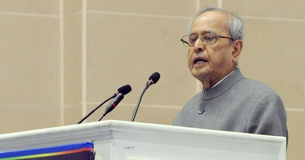 Court seeks Pranab Mukherjee's reply to plea that wants Babri demolition parts removed from his book