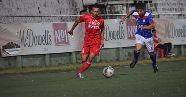 Meet William Lalnunfela, the trophy specialist who scored the title-clinching goal for Aizawl FC