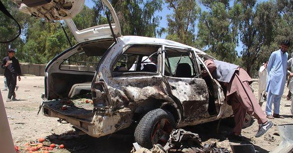 अफगानिस्तान में आत्मघाती धमाका, 35 की मौत