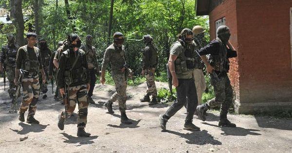 Protests break out across Kashmir after Hizbul commander Sabzar Ahmad Bhat is killed