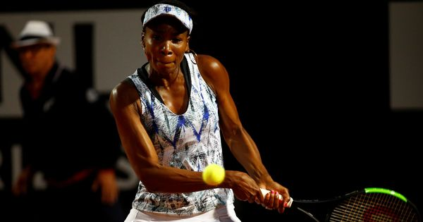 French Open: Venus Williams marks 20-year milestone at Roland Garros