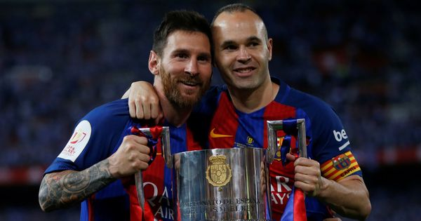 Lionel Messi's class takes Barcelona to third straight Copa del Rey title