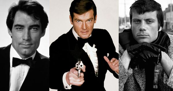 Was Roger Moore the best James Bond ever? Or the worst?