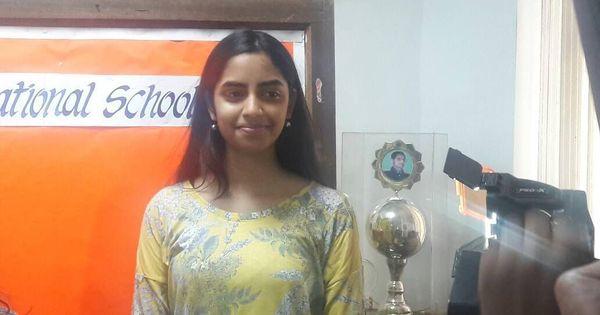 The big news: Noida student Raksha Gopal tops CBSE Class 12, and nine other top stories