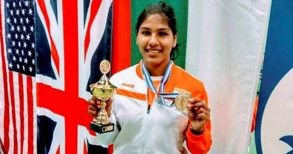 Bhavani Devi wins gold medal in fencing event held in Iceland