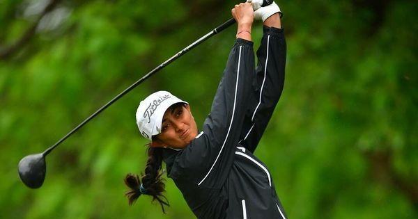 Aditi Ashok finishes tied-65th at Volvik Championship on LPGA Tour