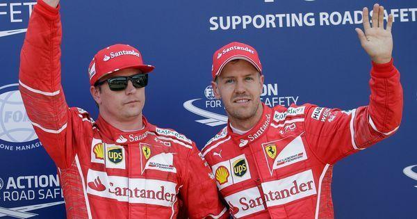 Monaco GP: Ferrari win one-two but team orders divide Sebastian Vettel, Kimi Raikkonen