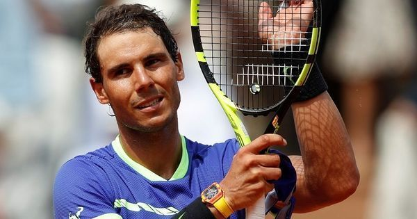 French Open: Rafael Nadal's quest for La Decima begins with comfortable win in first round