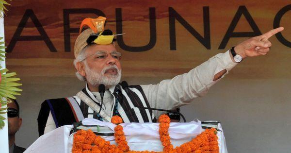 क्या 2019 में नरेंद्र मोदी पूर्वोत्तर की किसी सीट से चुनाव लड़ते हुए दिख सकते हैं?