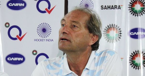 Hockey World League: Edgy Roelant Oltmans lashes out at media, fans after India lose to Canada