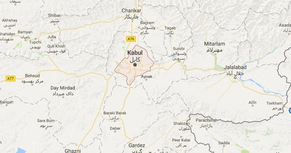 Afghanistan: Gunmen attack intelligence training centre in Kabul, three people wounded